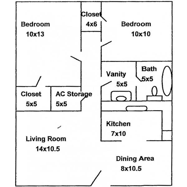 Floor Plan: B